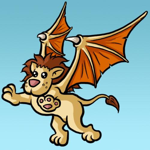 Lion Dwagon